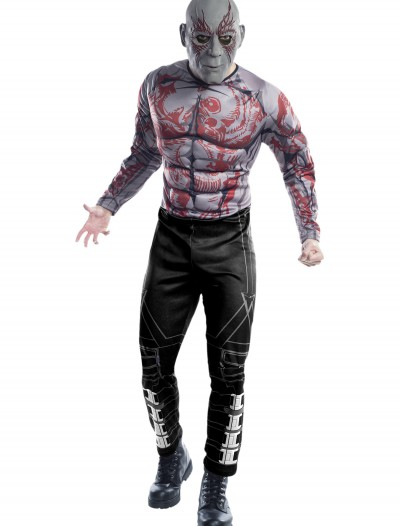 Deluxe Adult Drax the Destroyer Costume buy now