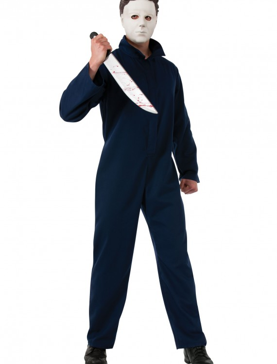 Deluxe Adult Michael Myers Costume buy now