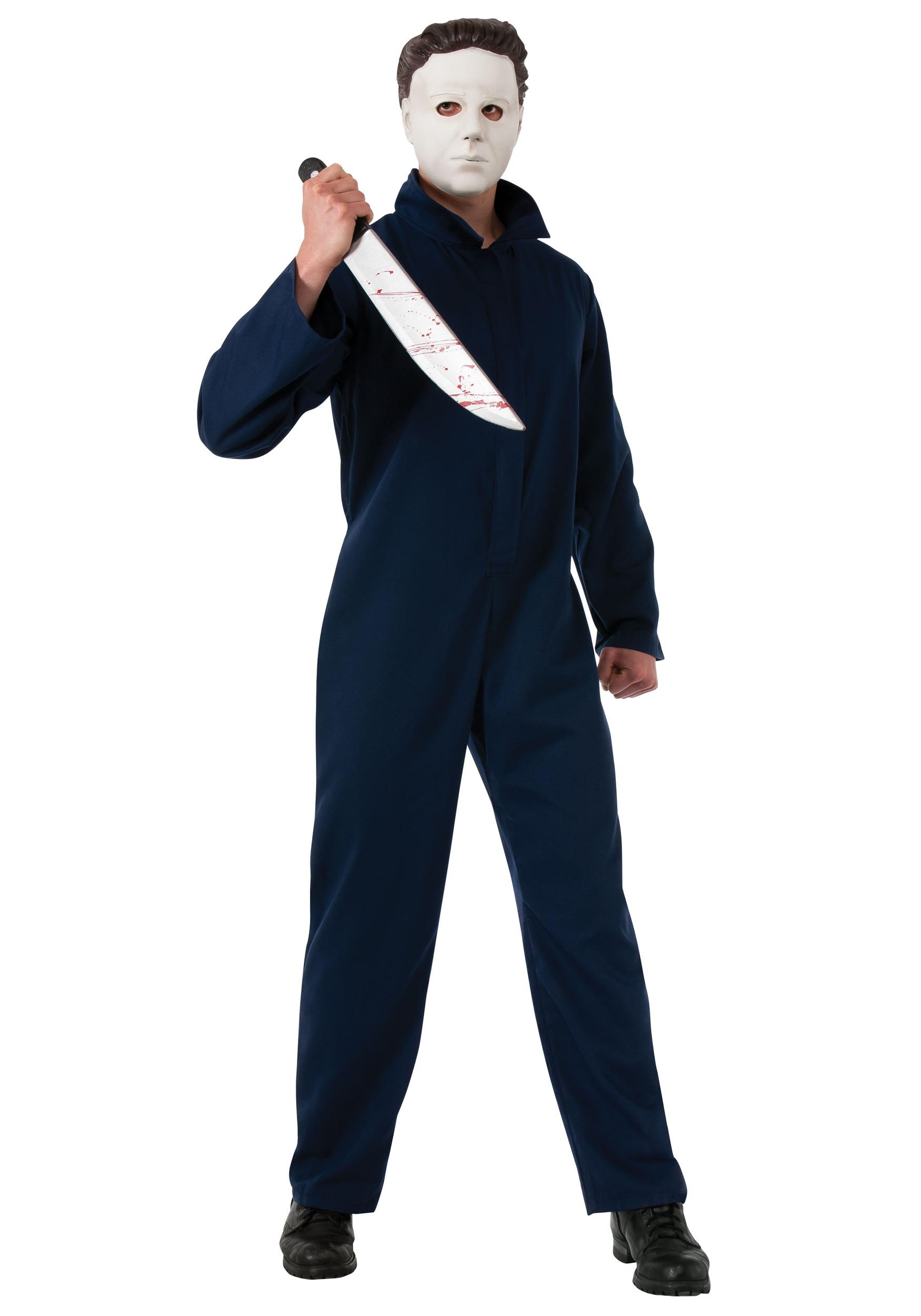 Deluxe Adult Michael Myers Costume - Halloween Costumes