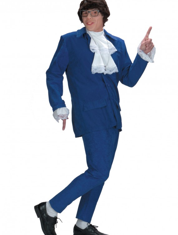 Deluxe Austin Powers Costume buy now