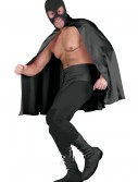 Deluxe Black Superhero Cape buy now