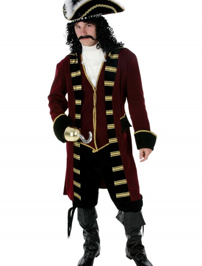 Deluxe Captain Hook Costume buy now