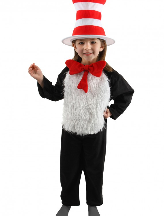 Deluxe Child Cat in the Hat Costume buy now