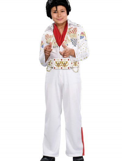 Deluxe Child Elvis Costume buy now