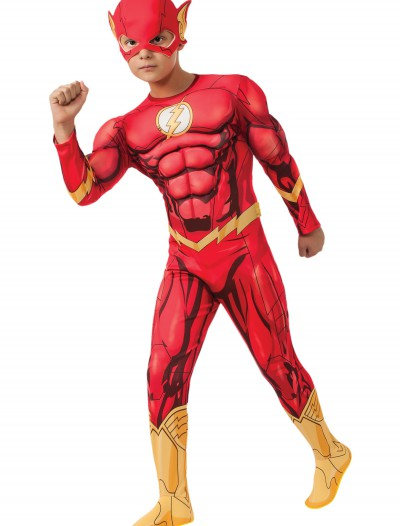 Deluxe Child Flash Costume buy now