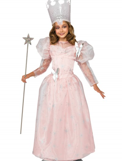 Deluxe Child Glinda the Good Witch Costume buy now