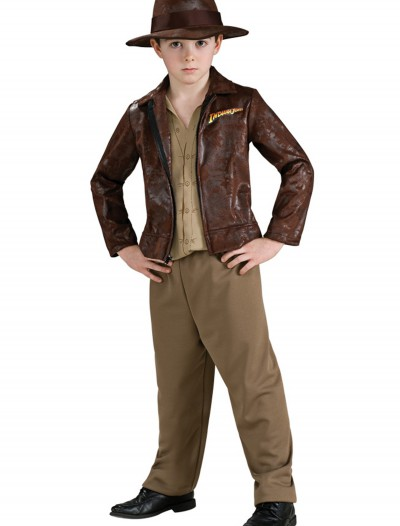 Deluxe Child Indiana Jones Costume buy now