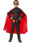 Deluxe Child Red Superhero Cape buy now
