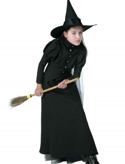 Deluxe Child Witch Costume buy now