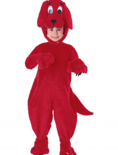 Deluxe Clifford The Big Red Dog Costume buy now