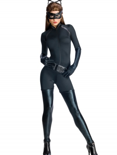 Deluxe Dark Knight Catwoman Costume buy now