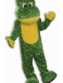 Deluxe Frog Mascot Costume buy now