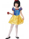 Deluxe Girls Snow White Costume buy now