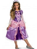 Deluxe Girls Tangled Rapunzel Costume buy now