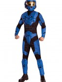 Deluxe Halo Blue Spartan Costume buy now
