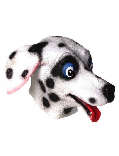 Deluxe Latex Dalmatian Mask buy now