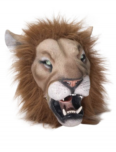 Deluxe Latex Lion Mask buy now