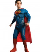 Deluxe Man of Steel Superman Child Costume buy now