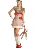 Deluxe Miss Sock Monkey Costume buy now