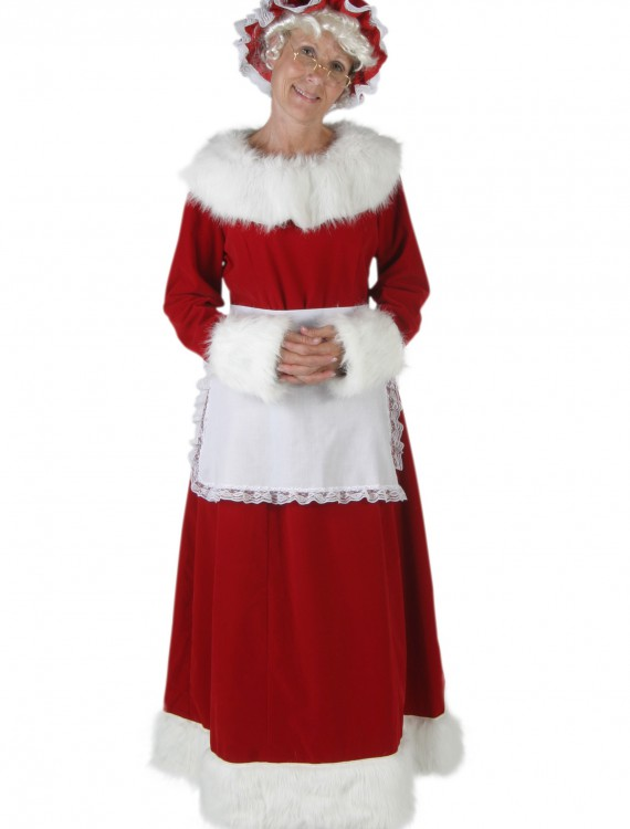 Deluxe Mrs Claus Costume buy now