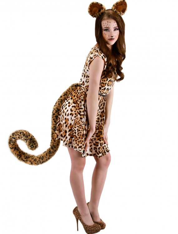 Deluxe Oversized Leopard Tail buy now