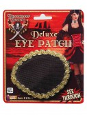 Deluxe Pirate Eye Patch buy now