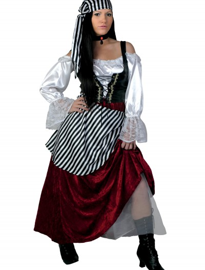 Deluxe Pirate Wench Costume buy now