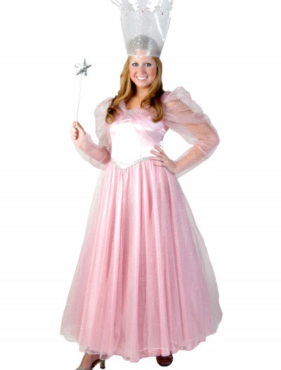 Deluxe Plus Size Pink Witch Costume buy now