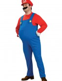 Deluxe Plus Size Mario Costume buy now