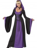 Deluxe Purple Hooded Robe buy now