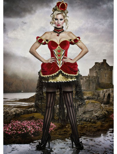 Deluxe Queen of Hearts Costume buy now