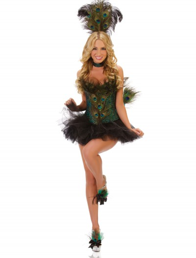 Deluxe Sexy Peacock Costume buy now