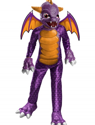 Deluxe Skylander Spyro Costume buy now
