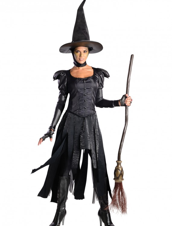 Deluxe Teen Wicked Witch of the West Costume buy now
