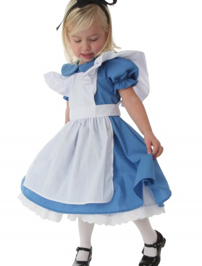Deluxe Toddler Alice Costume buy now