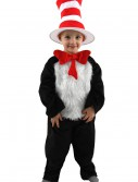 Deluxe Toddler Cat in the Hat Costume buy now