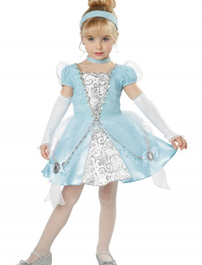 Deluxe Toddler Cinderella Costume buy now