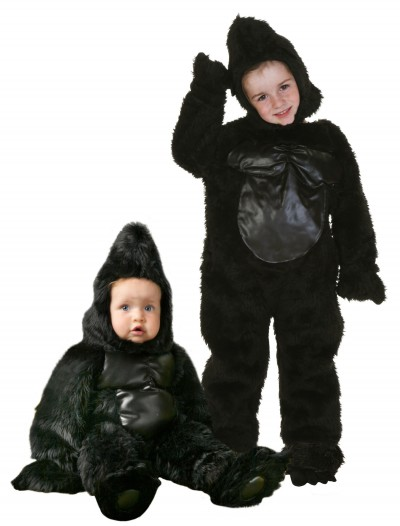 Deluxe Toddler Gorilla Costume buy now
