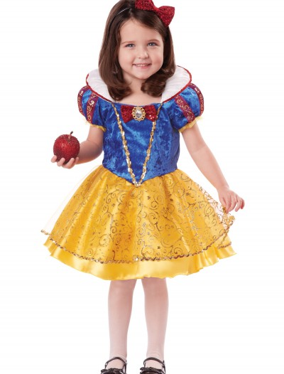 Deluxe Toddler Snow White Costume buy now