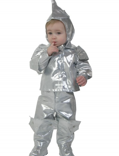Deluxe Toddler Tin Woodsman Costume buy now