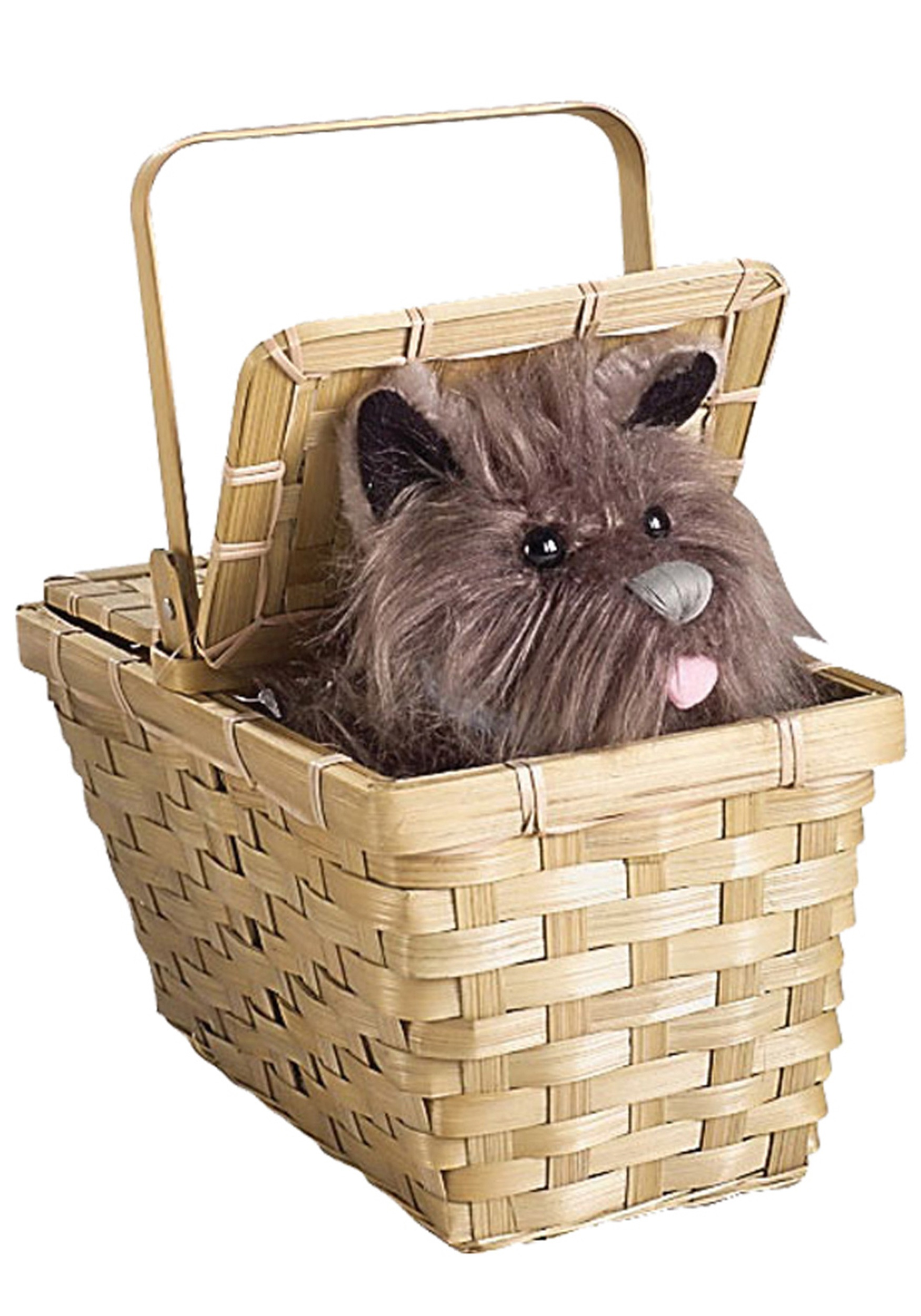 Deluxe Toto with Basket - Halloween Costumes
