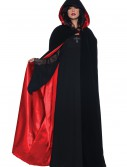 Deluxe Velvet Cape w/ Red Satin Lining buy now