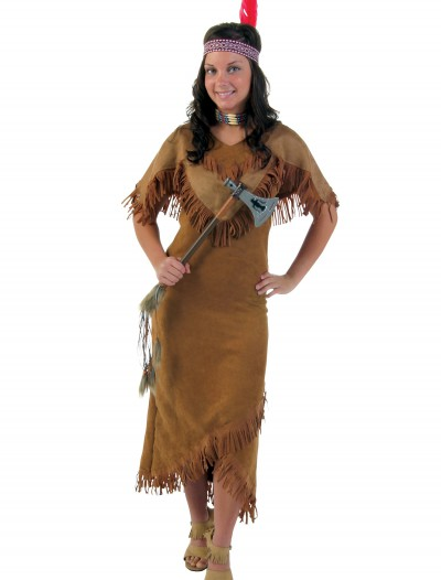 Deluxe Women's Indian Costume buy now
