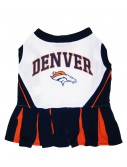 Denver Broncos Dog Cheerleader Outfit buy now