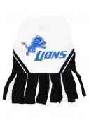 Detroit Lions Cheerleader Dog Costume buy now
