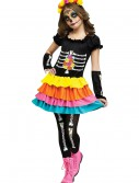 Dia De Los Muertos Child Costume buy now