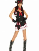 Dirty Desperado Cowgirl Costume buy now