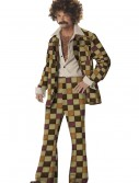 Mens Disco Leisure Suit Costume buy now