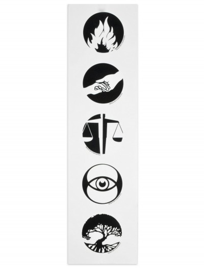 Divergent Faction Tattoo Set buy now