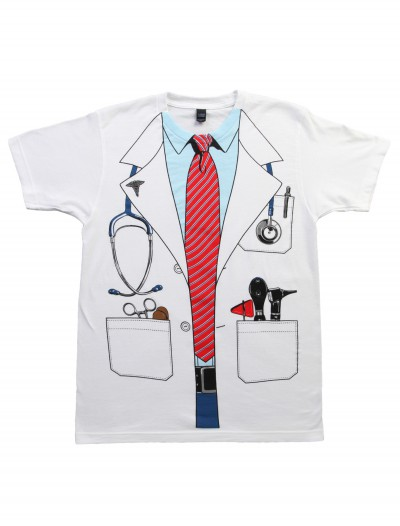 Doctor Costume T-Shirt buy now